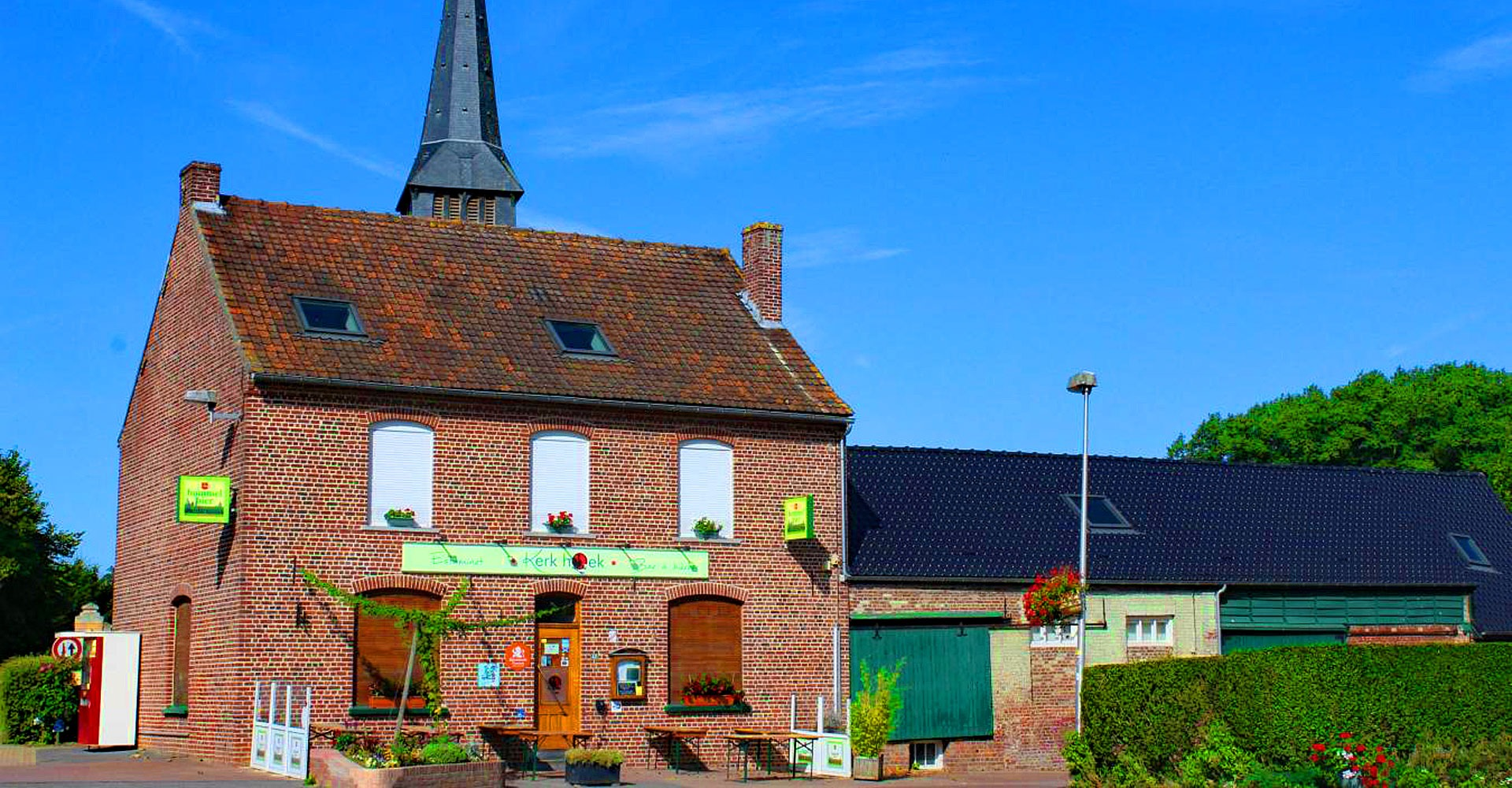Het Kerk hoek - Estaminets en Nord 5