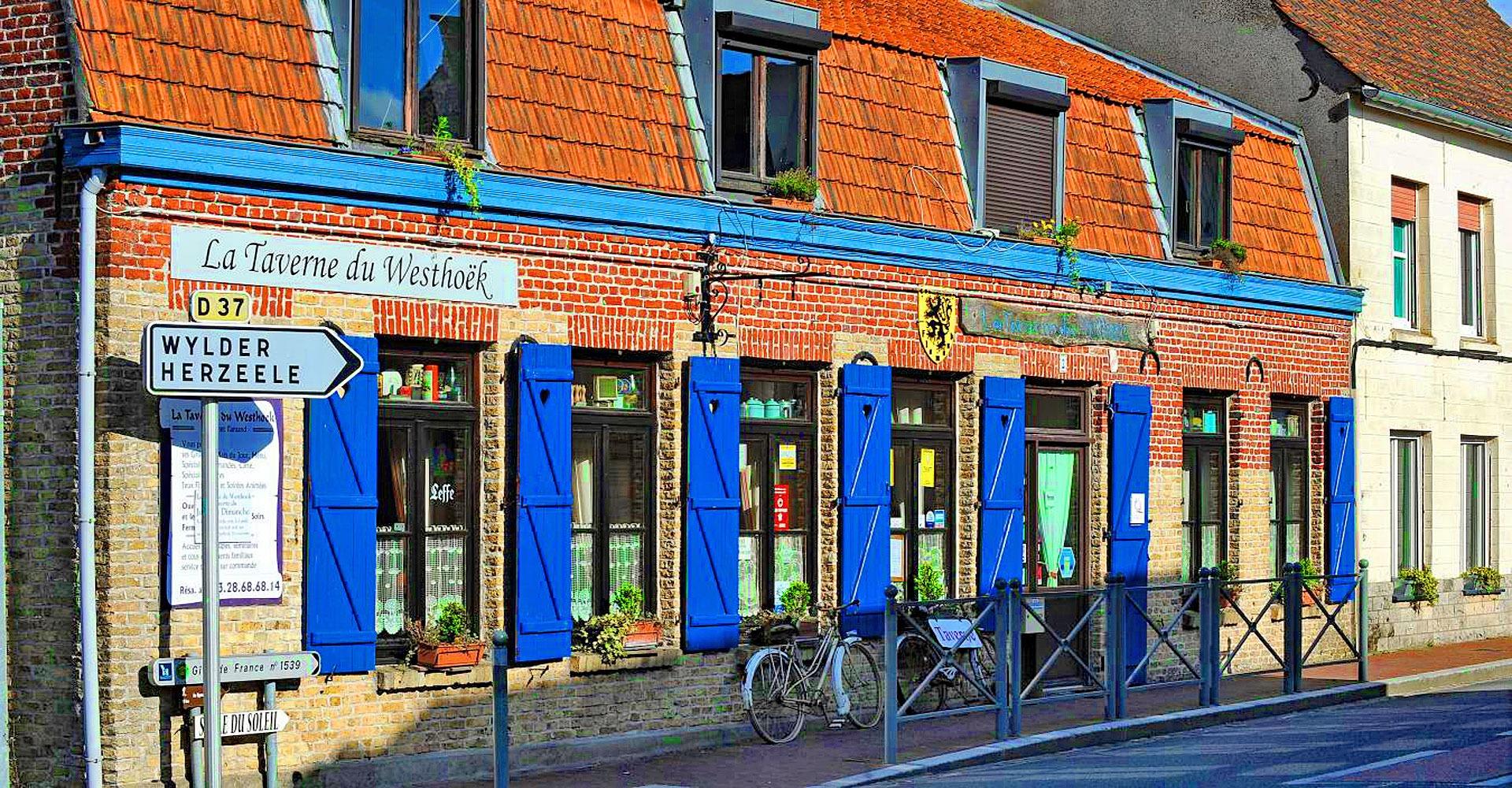 La Taverne du Westhoek - Estaminets en Nord 3